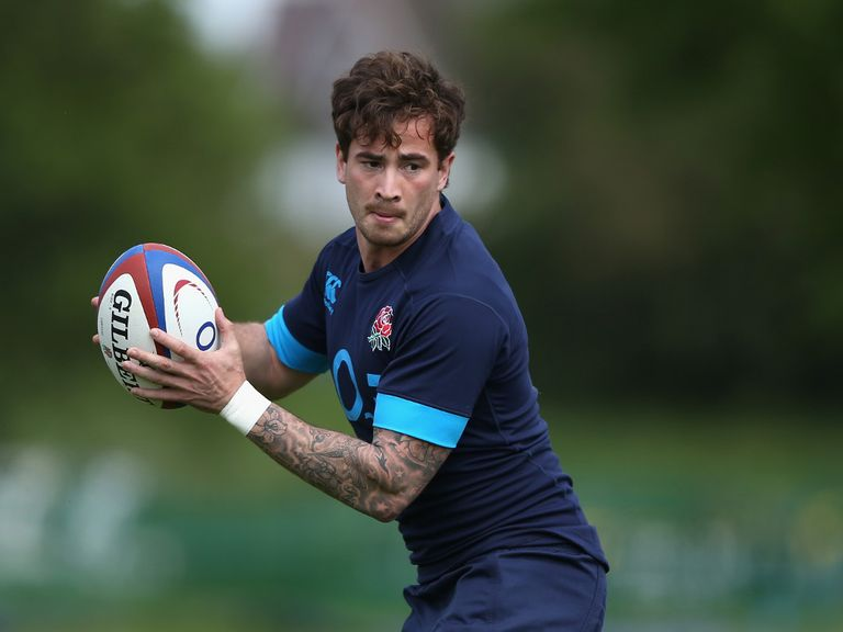 Cipriani: Back in the England fold for the New Zealand Test series