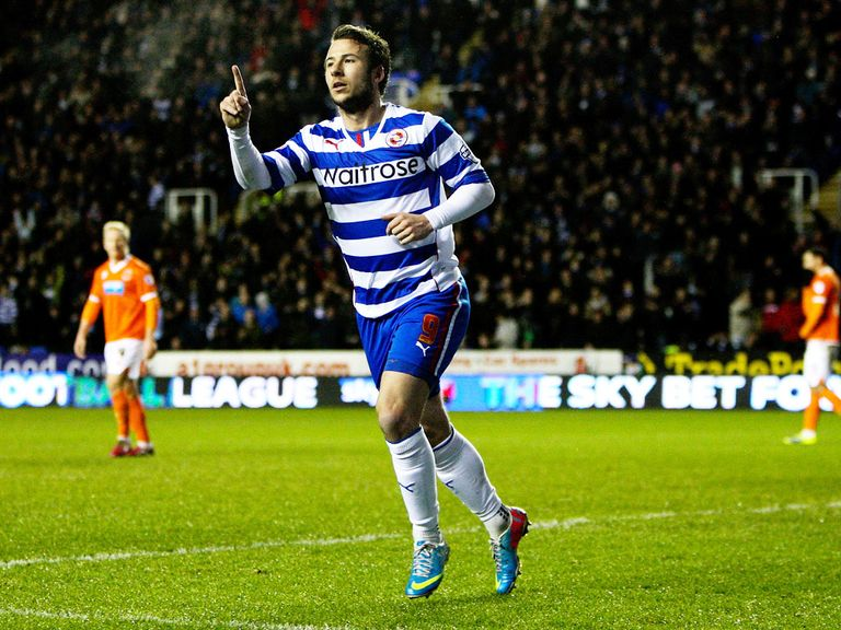 Adam Le Fondre is off to Cardiff after a successful spell with Reading