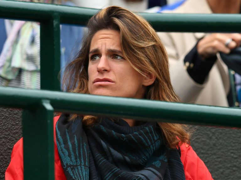 Amelie Mauresmo: Appointed as Andy Murray's new coach