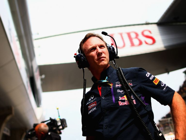 Christian Horner: Vowed to keep fighting this season
