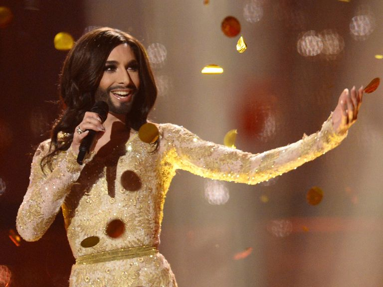 Cheeky Punt failed to get on Conchita Wurst at Eurovision