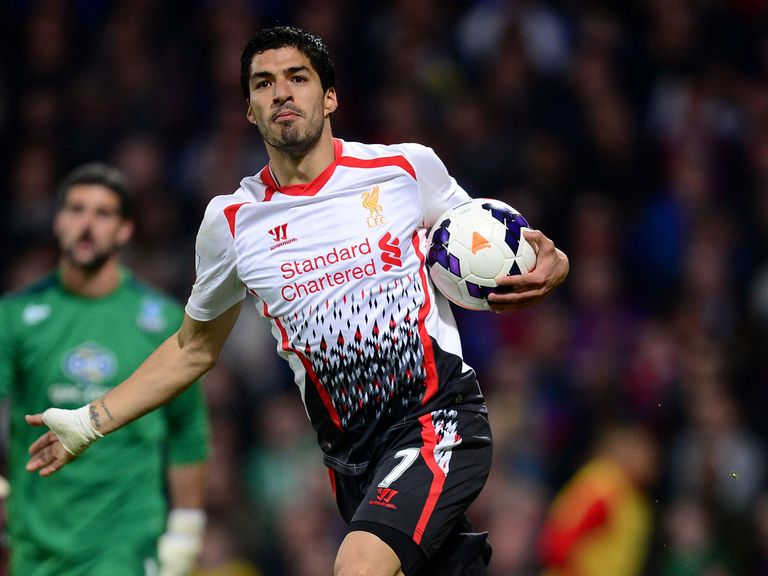 Luis Suarez: Linked with Real Madrid move