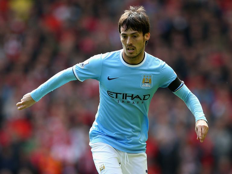 David Silva: Committed to Man City long-term