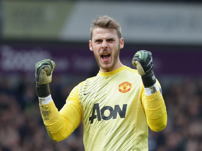 David de Gea: Looking forward to working under Louis van Gaal