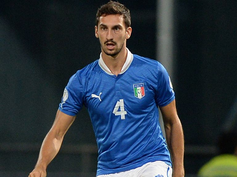 Davide Astori: Has agreed a new three-year deal with Cagliari