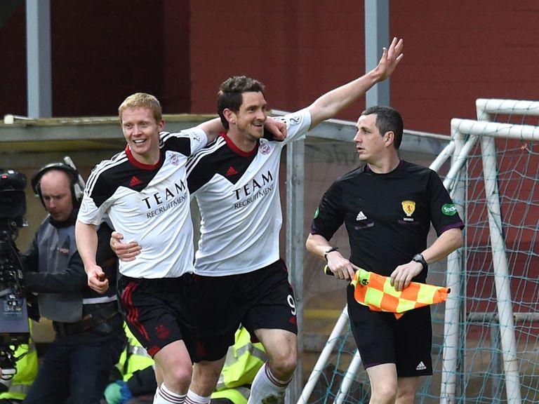 Aberdeen start their European campaign on July 3