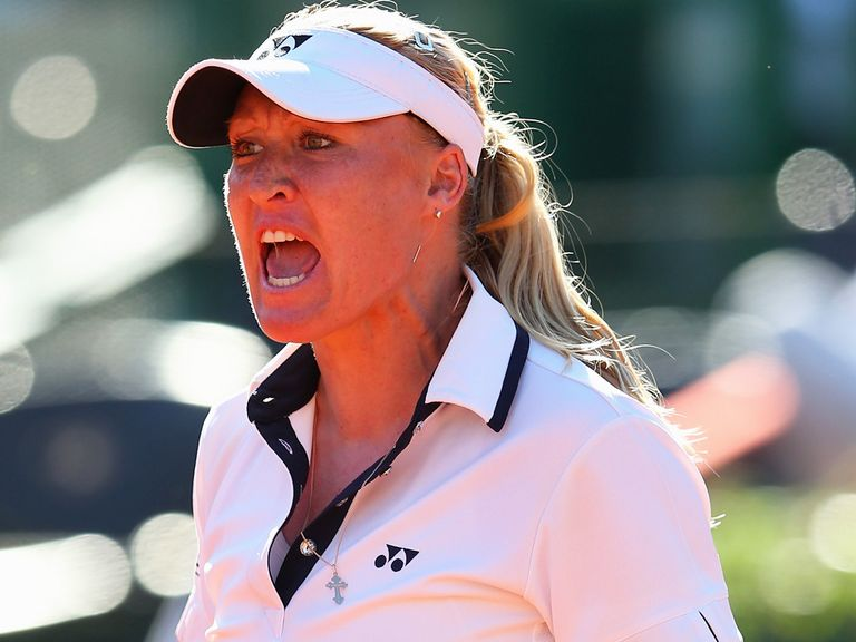 Elena Baltacha: Fought her battles hard, on and off the court