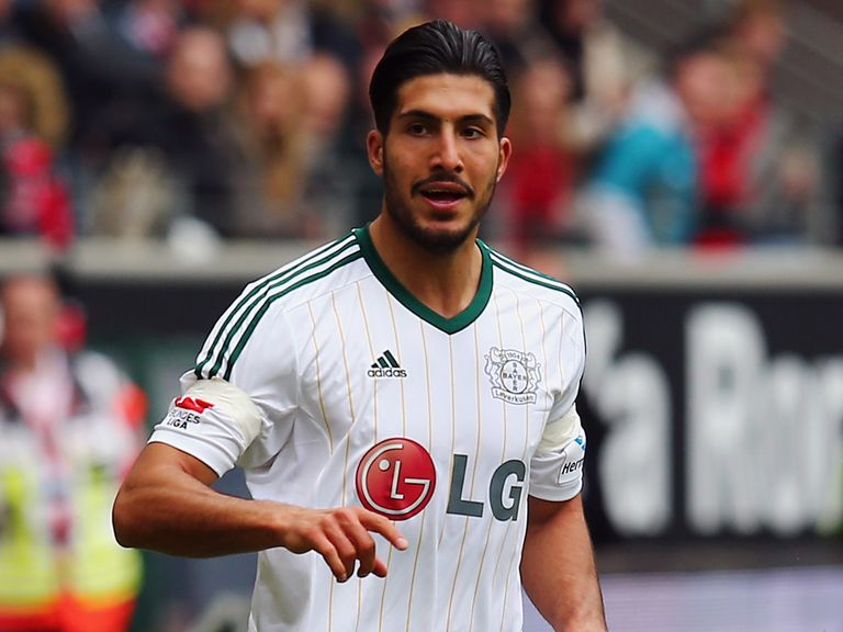 Emre Can: Said to be interesting Liverpool