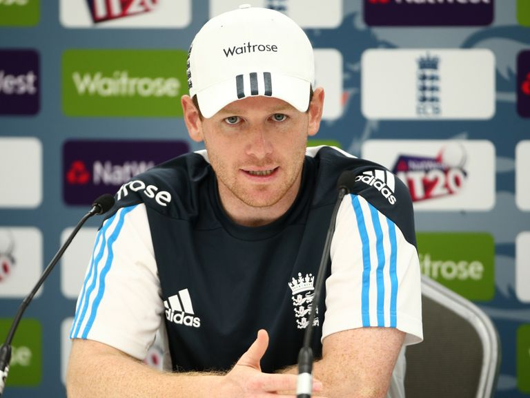 Eoin Morgan: Takes on Sri Lanka tonight