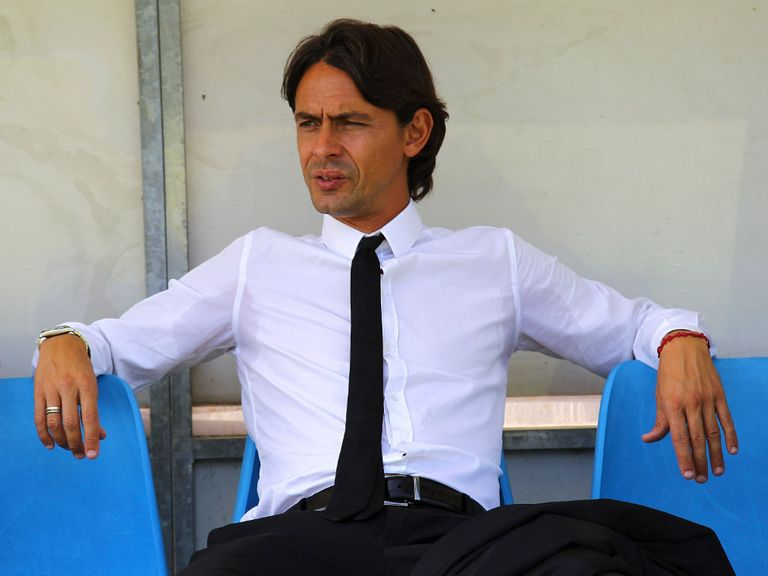 Inzaghi: Set for Milan job