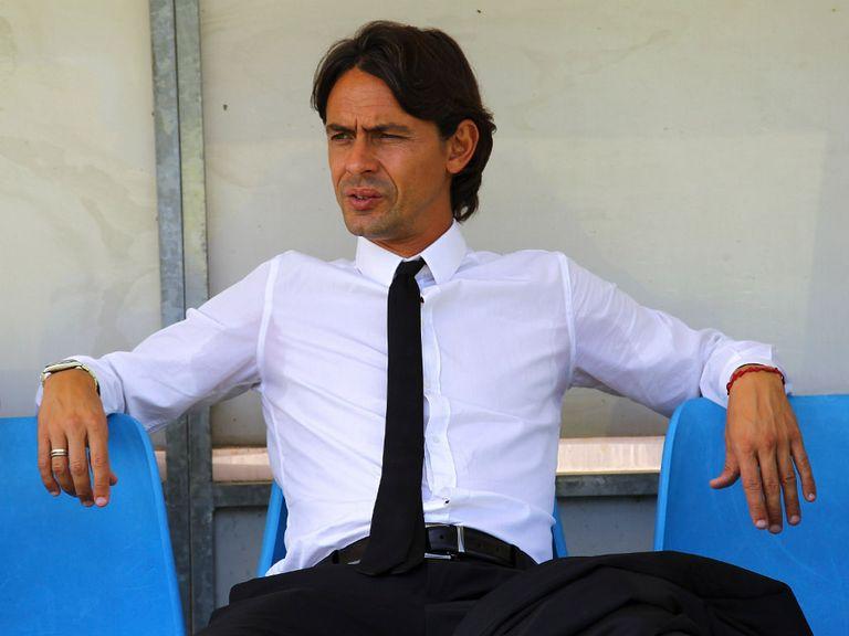 Inzaghi: Set for Milan job