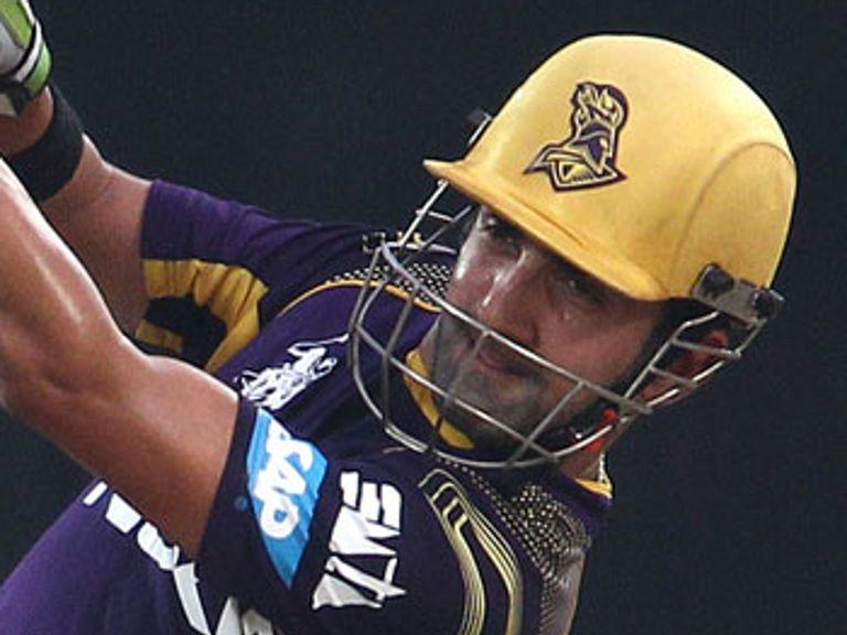 Gautam Gambhir: Helped Kolkata Knight Riders bounce back to victory