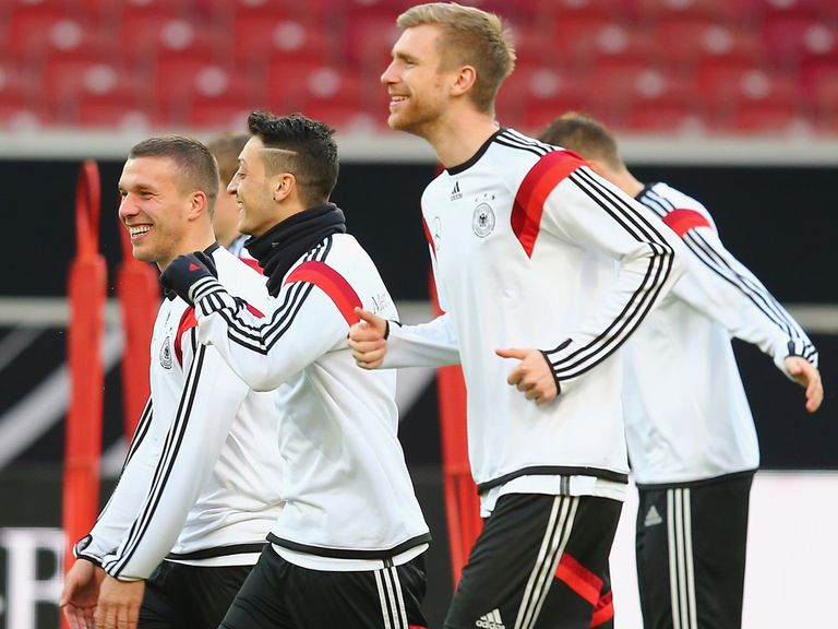 Germany could make a perfect start against Portugal