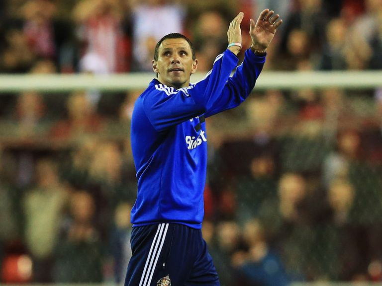 Gus Poyet: Planning for next season at Sunderland
