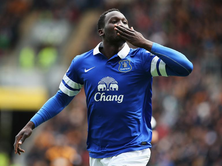 Romelu Lukaku: Striker impressed on loan at Everton