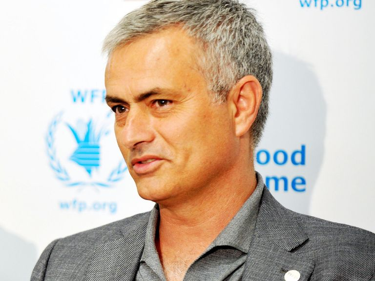 Jose Mourinho: Doesn't want international role - yet