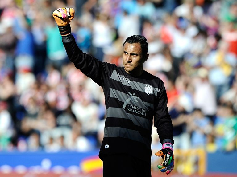 Keylor Navas: Interest from Atletico Madrid