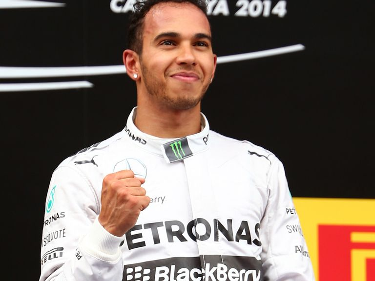 Lewis Hamilton: Making the critics eat their words