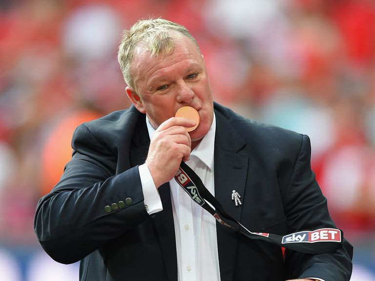 Steve Evans: Gained promotion with Rotherham