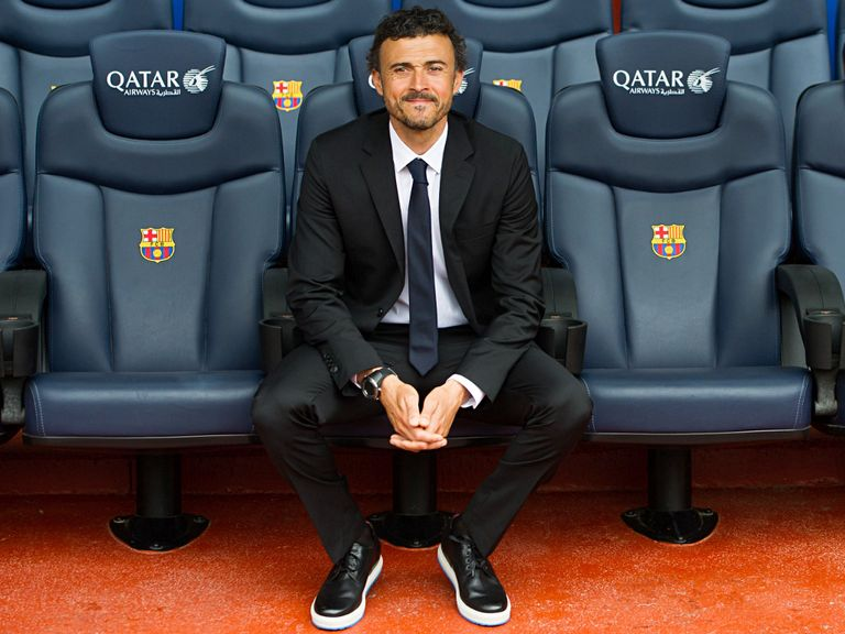 Luis Enrique: New Barcelona head coach