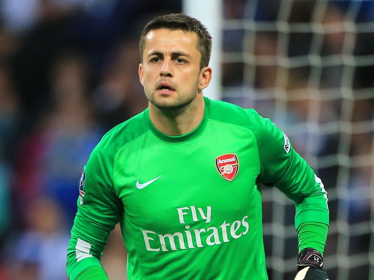 Lukasz Fabianski: Has joined Swansea on a four-year deal