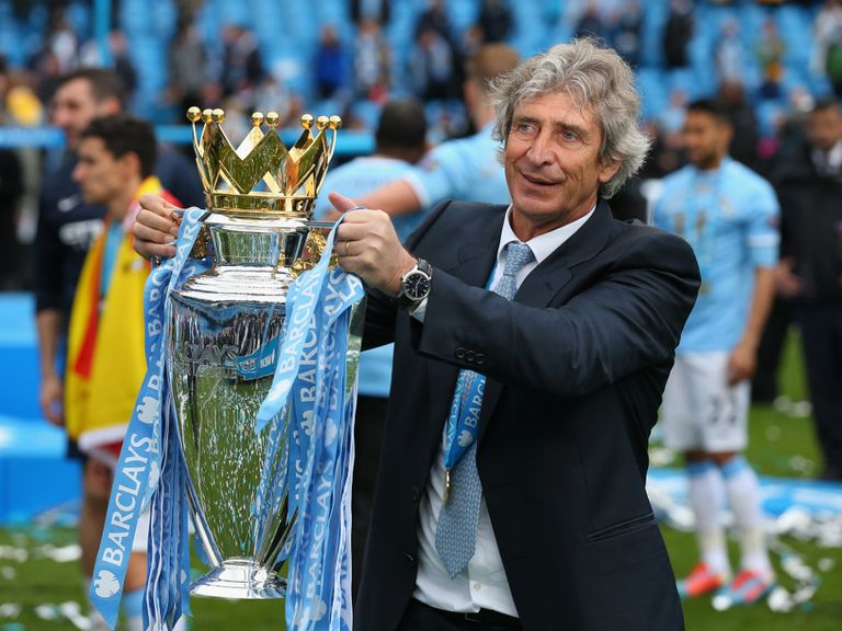 Manuel Pellegrini: Manchester City boss wants more success