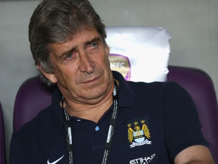 Pellegrini: Looking to further strengthen defence