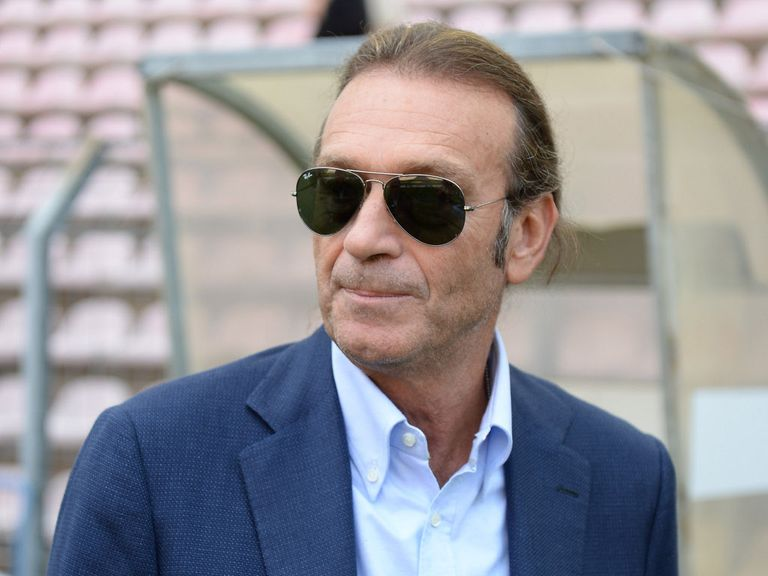 Massimo Cellino: Hopes he's got the right man