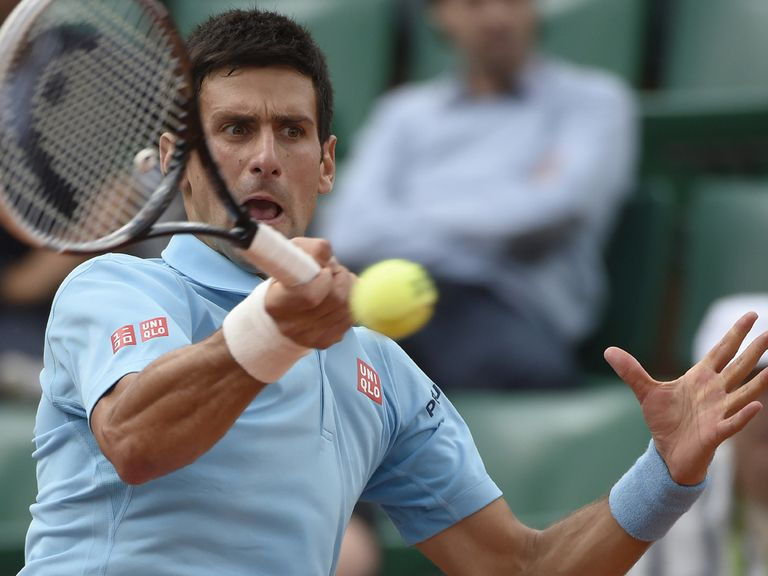Novak Djokovic: Was made to fight by Cilic