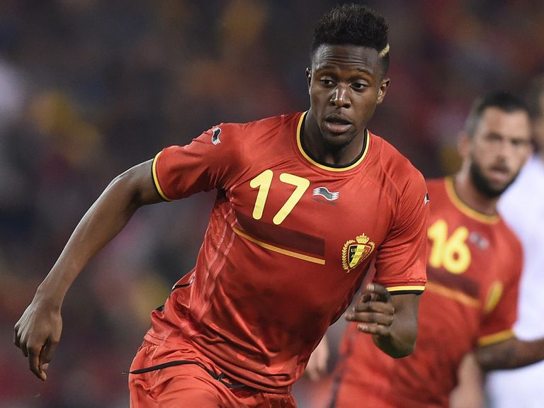 Divock Origi: Looks set to join Liverpool