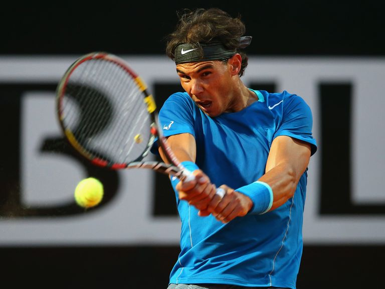 Rafael Nadal: Suffered shock defeats in Monte Carlo and Barcelona