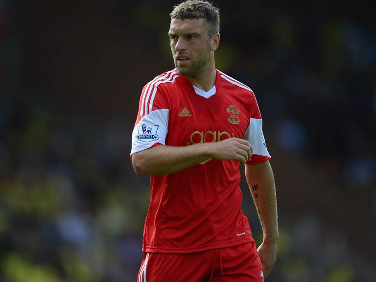 Rickie Lambert: Set for Liverpool switch