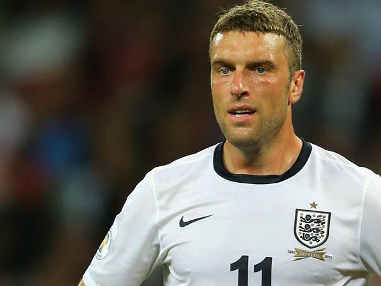 Rickie Lambert: Loving being part of the England set-up