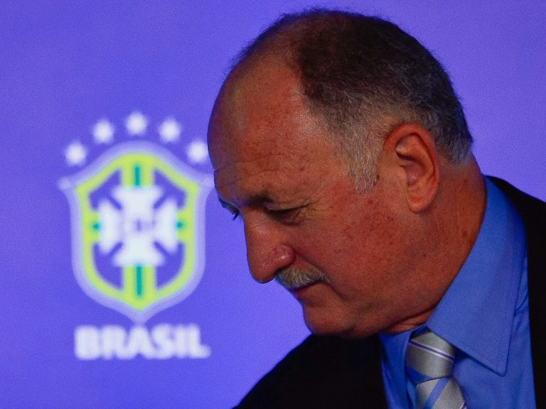 Luiz Felipe Scolari: 'If there's something wrong, it's not with me'