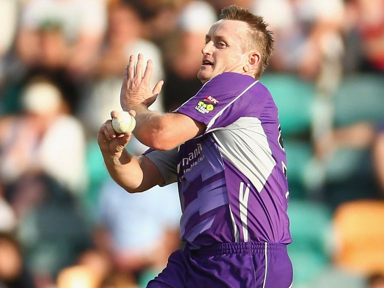 Scott Styris: Has agreed to join Leicestershire