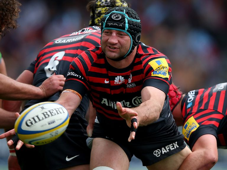 Steve Borthwick: Passed fit for Heineken Cup final