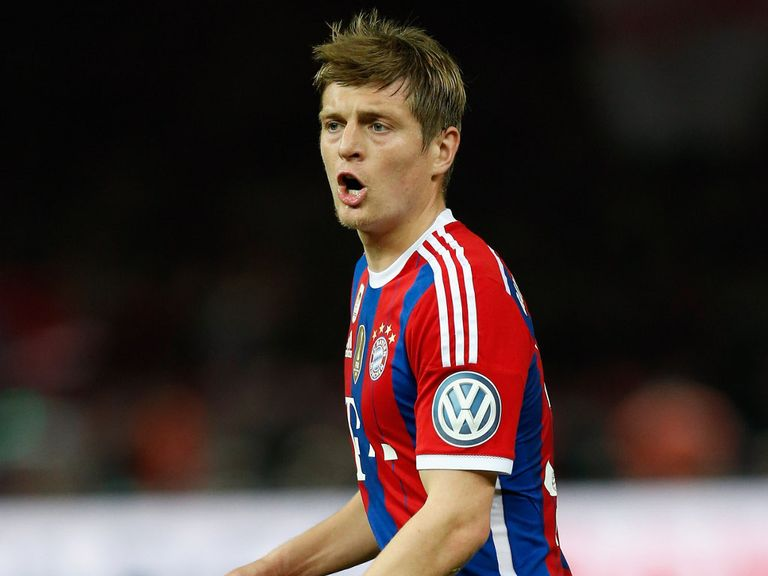 Toni Kroos: Reportedly set to join Real Madrid