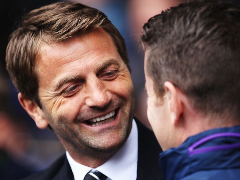 Tim Sherwood's Tottenham will play Europa League football next season