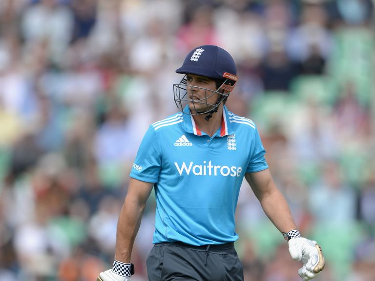 Alastair Cook's England take on India and Australia