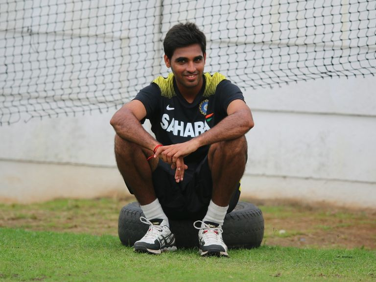 Bhuvneshwar Kumar: Seamer claimed four wickets, including three in one over