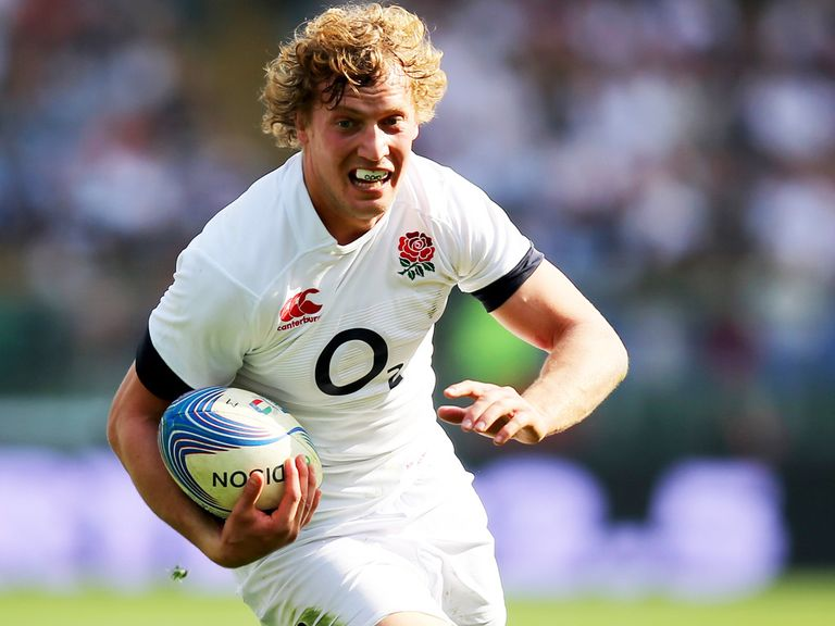Billy Twelvetrees: Battling for a starting place