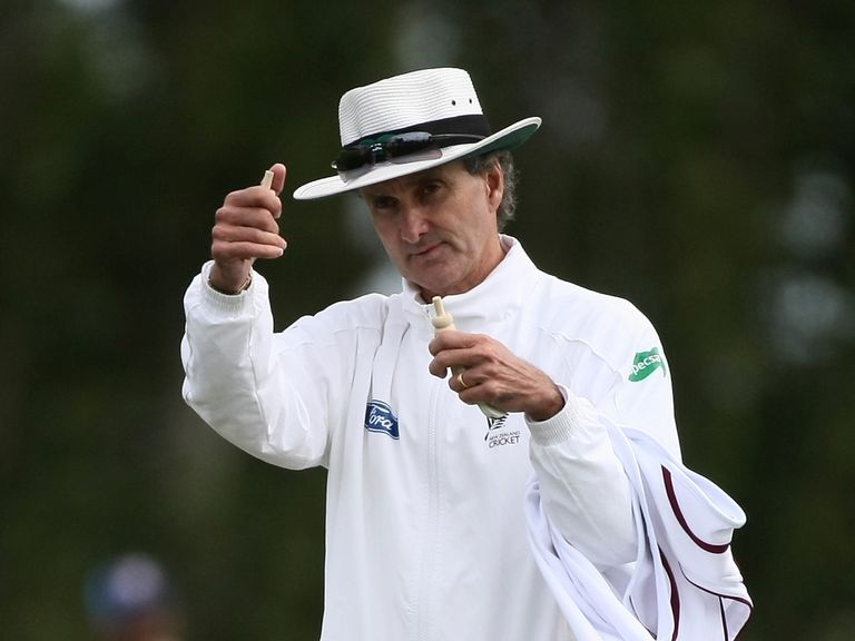 Billy Bowden: Not out anymore