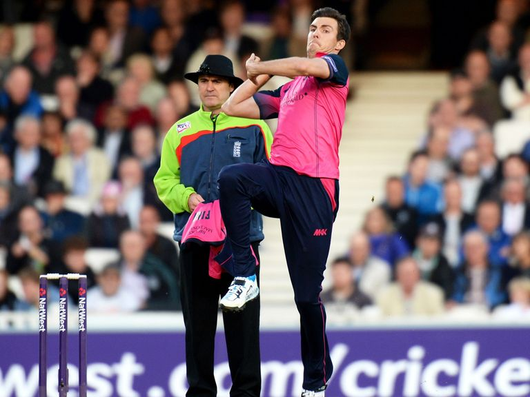 Steven Finn: Returns to the England squad
