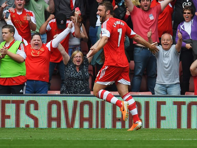 Rickie Lambert: Backed for Liverpool move