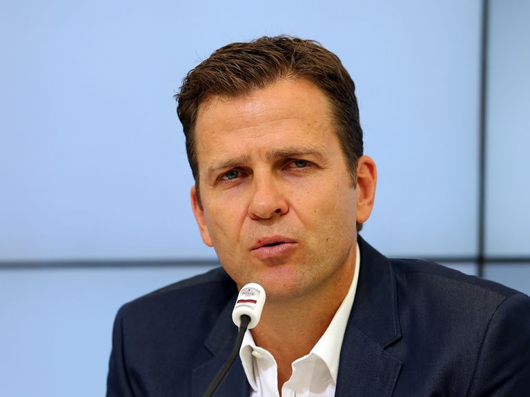 Bierhoff: German squad in a state of shock