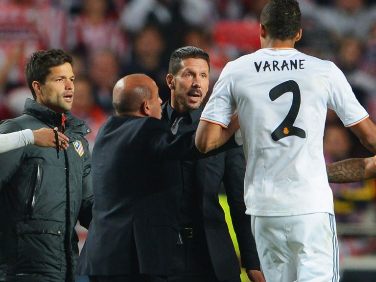 Diego Simeone: Saw his side lose the Champions League final