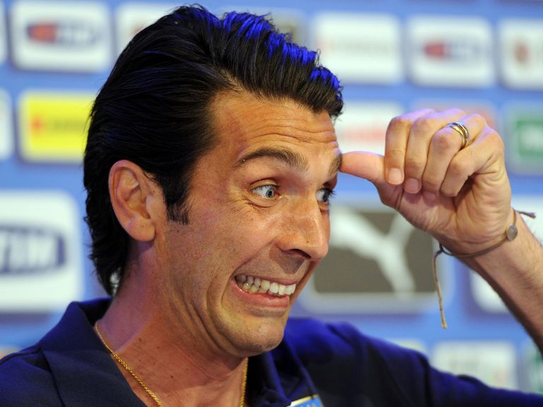 Gianluigi Buffon: Wants Italy to at least reach the last eight