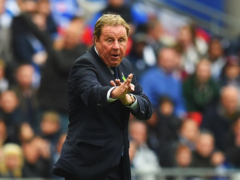 Harry Redknapp: Nearly appointed England boss