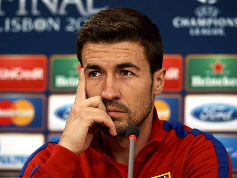 Gabi: Staying at Atletico Madrid
