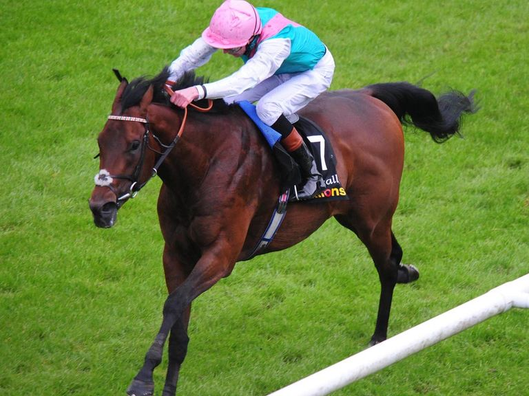 Kingman: Late decision on Deauville run.